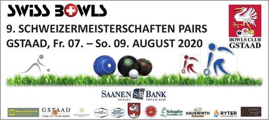 9. Schweizermeisterschaften Pairs in Gstaad