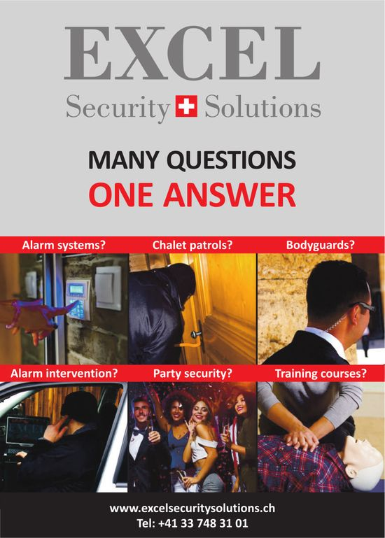 EXCEL, Security Solutions