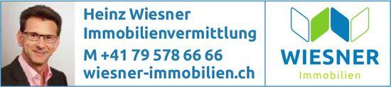 Wiener Immobilien - Heinz Wiesner Immobilienvermittlung