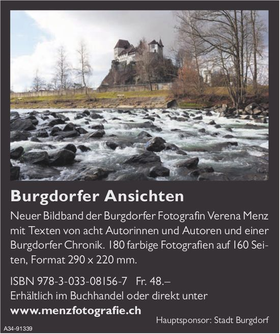 Menz Fotografie, Burgdorf - Burgdorfer Ansichten