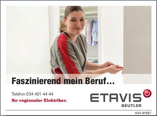 ETAVIS BEUTLER - Faszinierend mein Beruf...