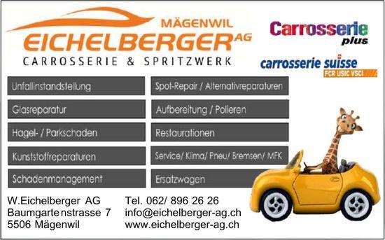W.  Eichelberger AG - CARROSSERIE & SPRITZWERK