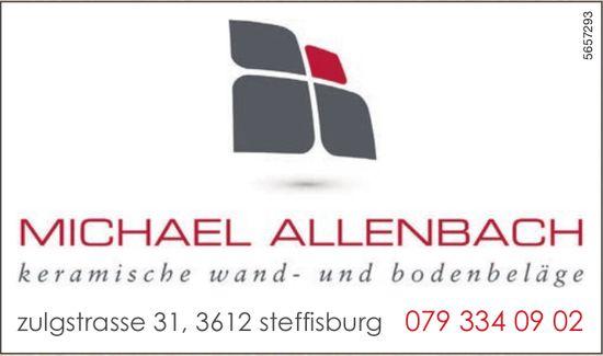 Michael Allenbach, Steffisburg - Keramische Wand- und Bodenbeläge