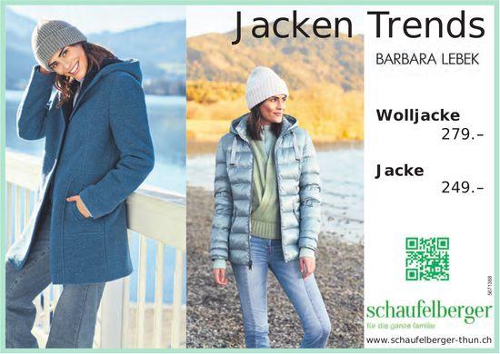 Schaufelberger, Thun - Jacken Trends