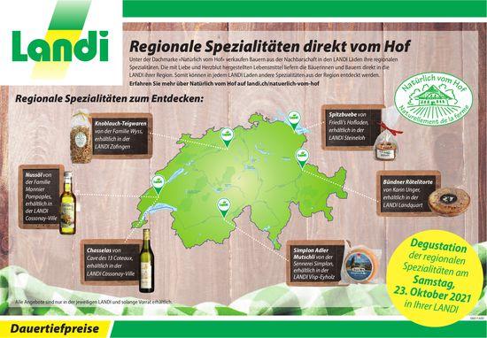 Landi - Regionale Spezialitäten direkt vom Hof