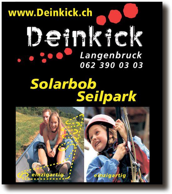 Deinick, Langenbruck - Solarbob,  Seilpark