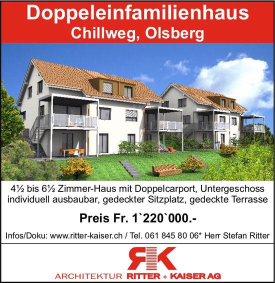 Doppeleinfamilienhaus, 4.5- bis 6.5-Zimmer-Haus, Olsberg,  zu verkaufen