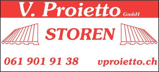 V. Proietto GmbH, Storen