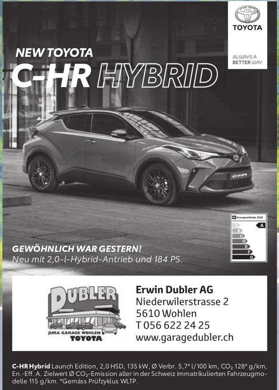 Erwin Dubler AG Garage Wohlen