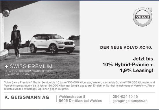 Garage K. Geissmann AG Dottikon