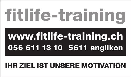 Fitlife training, Anglikon - fitlife-training