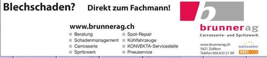 Brunner AG Carrosserie- und Spritzwerk