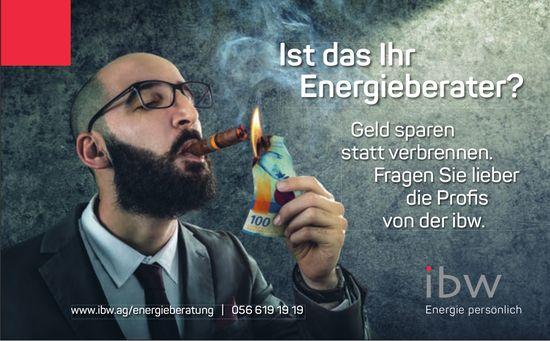 Ibw, Ist das Ihr Energieberater?