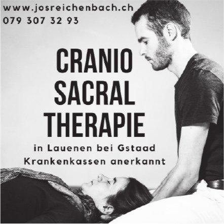 Jos Reichenbach, Lauenen - Cranio Sacral Therapie