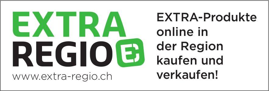 EXTRA REGIO - EXTRA-Produkte online in der Region kaufen und verkaufen!