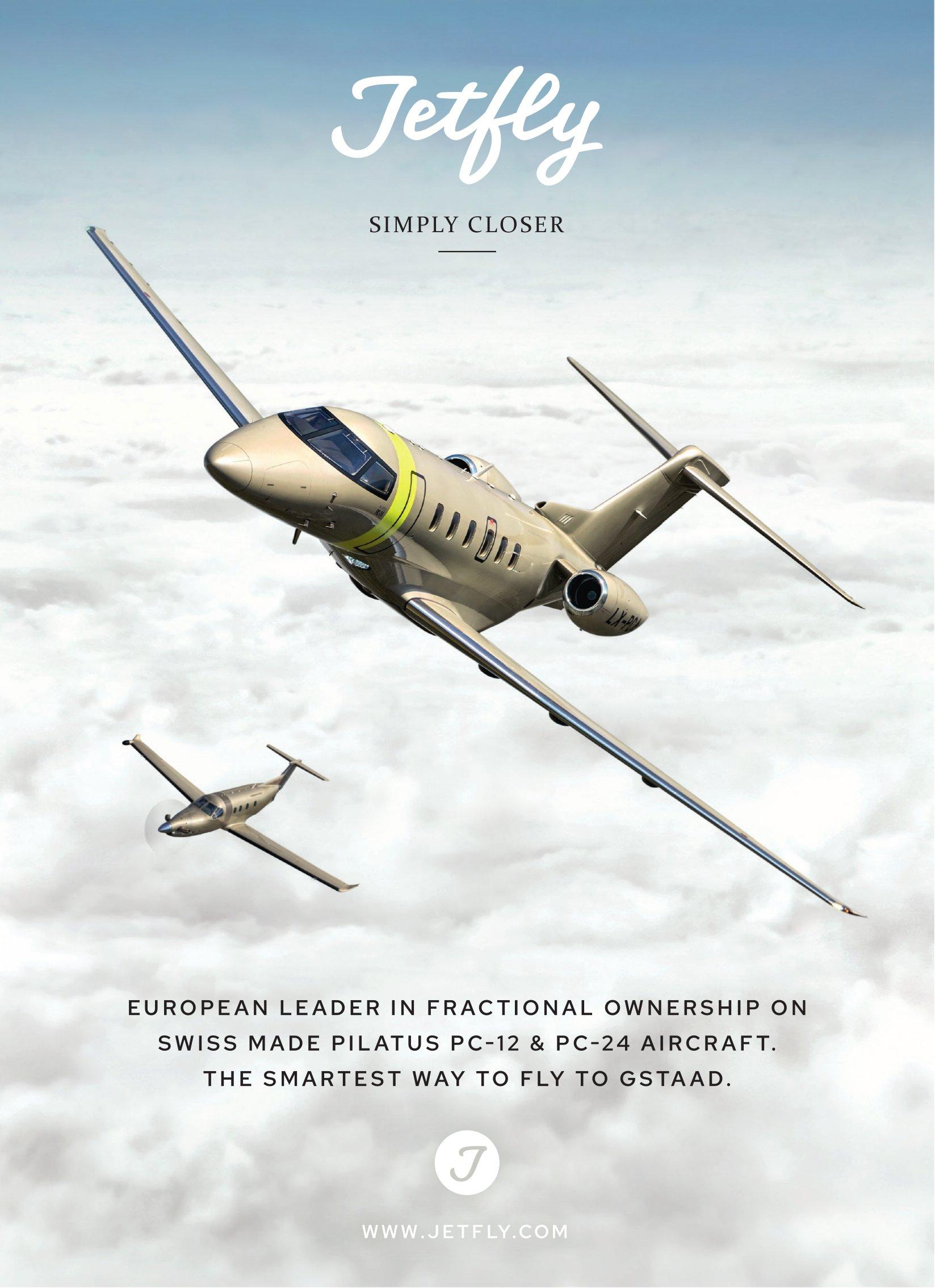 Jetfly - Simply closer