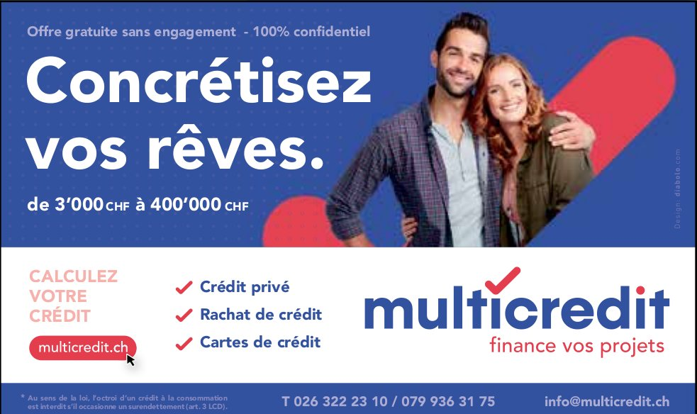 Multicredit - Concrétisez vos rêves