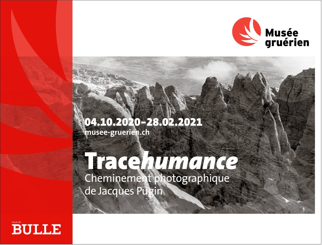 Trace humance, 4 Octobre au 28 Février 2021, Musée gruérien, Bulle