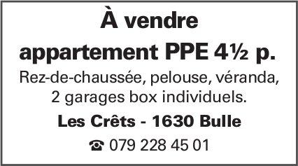 Appartement PPE 4½, Bulle, à vendre