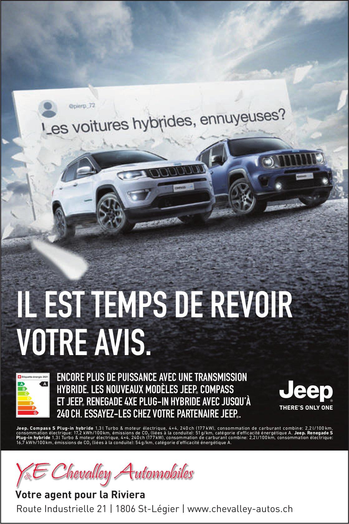 Y&E Chevalley Autos, St-Légier, il est temps de revoir votre avis