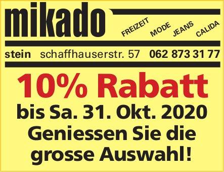 Mikado, Stein - 10% Rabatt - Geniessen Sie die grosse Auswah!