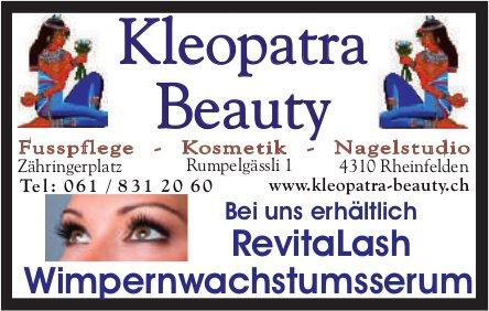Kleopatra Beauty, Rheinfelden - Bei uns erhältlich RevitaLash Wimpernwachstumsserum