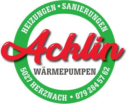 Acklin Wärmepumpen, Herznach - Heizungen / Sanierungen