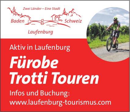 Laufenburg Tourismus - Fürobe Trotti Touren