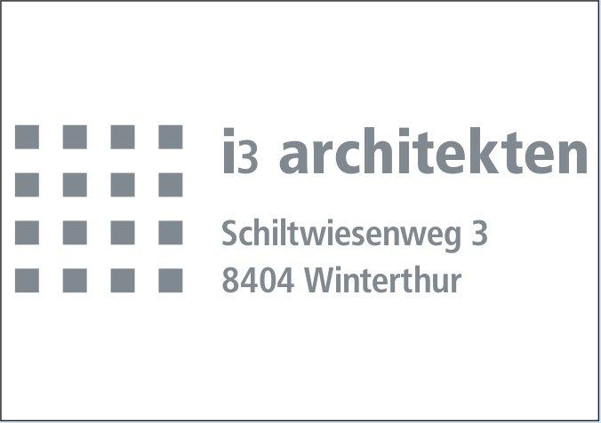 I3 architekten, Winterthur
