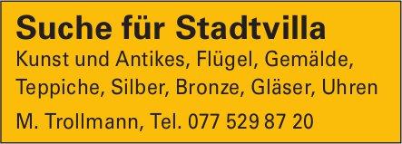 Suche für Stadtvilla Kunst und Antikes, Flügel,  Gemälde,  Teppiche,  Silber usw.