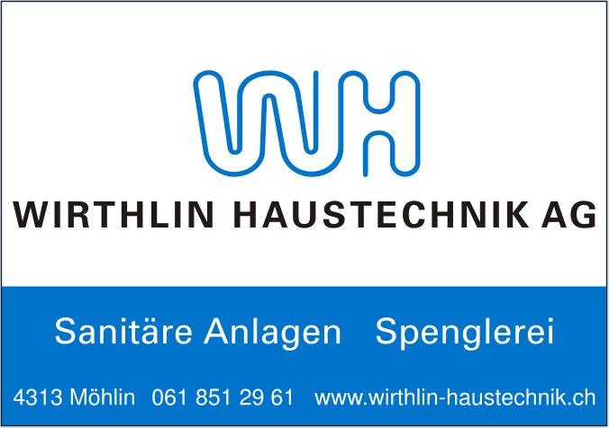 Wirthlin Haustechnik AG, Möhlin - Sanitäre Anlagen, Spenglerei