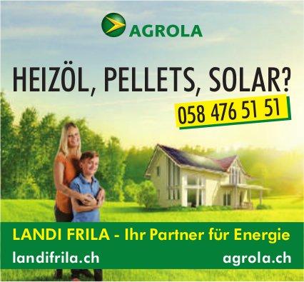 LANDI FRILA, Ihr Partner für Energie