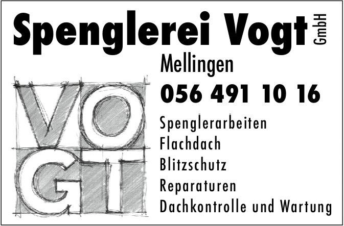Spenglerei Vogt - Spenglerarbeiten, Flachdach, Blitzschutz