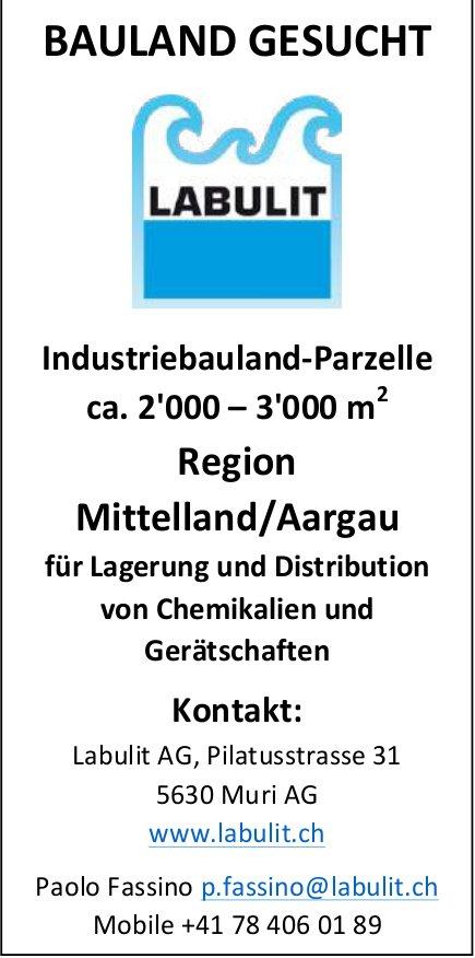 Bauland,  Mittelland/Aargau,  zu kaufen gesucht