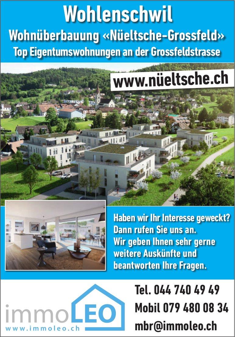 Eigentumswohnungen, Wohlenschwil,  zu verkaufen