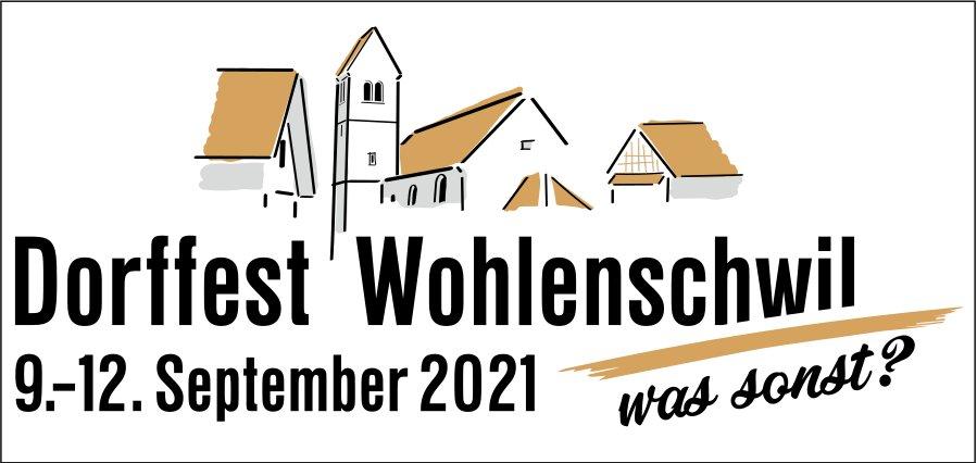 Dorffest, 9. bis 12 September 2021, Wohlenschwil