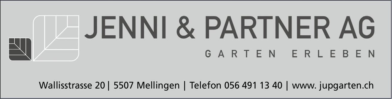 Jenni & Partner AG,  Mellingen - Garten erleben