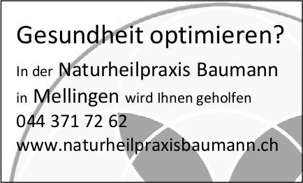 Naturheilpraxis Baumann, Mellingen - Gesundheit optimieren?