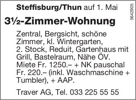 3.5 Zimmer-Wohnung, Steffisburg/Thun, zu vermieten