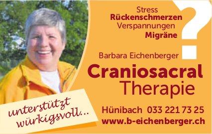 Barbara Eichenberger, Hünibach - Craniosacral Therapie