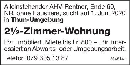 2.5-Zimmer-Wohnung, Thun-Umgebung,  zu vermieten