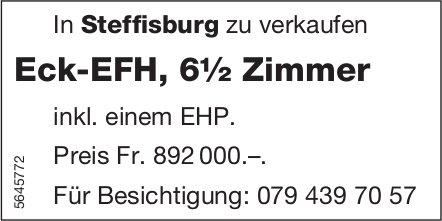 Eck-EFH, 6½ Zimmer, Steffisburg, zu verkaufen