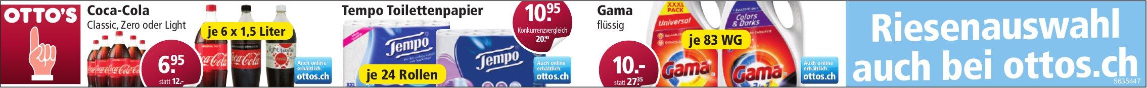 Riesenauswahl auch bei ottos.ch