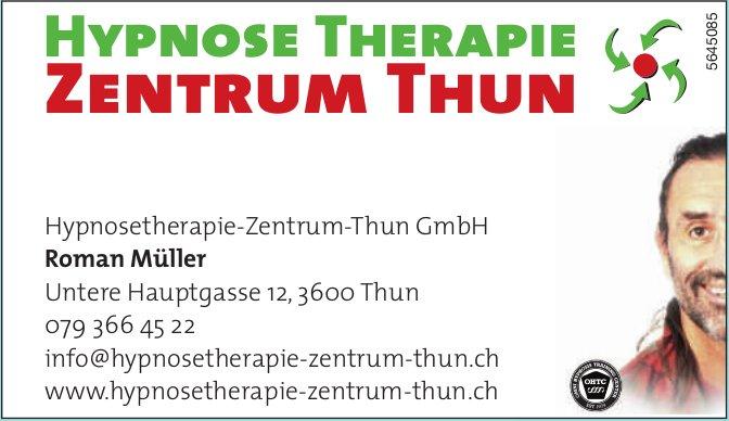 Hypnose Therapie Zentrum Thun, Roman Müller