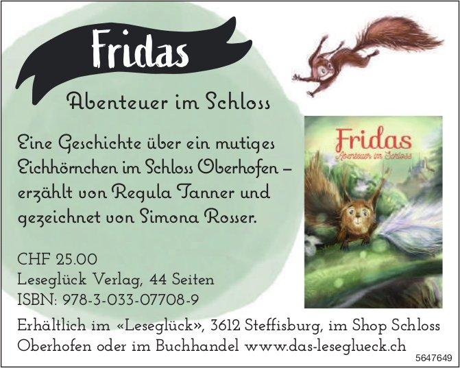 Leseglück Verlag - Fridas, Abenteuer im Schloss