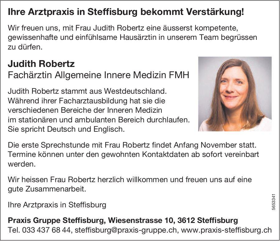 Praxis Gruppe Steffisburg, Ihre Arztpraxis in Steffisburg bekommt Verstärkung!
