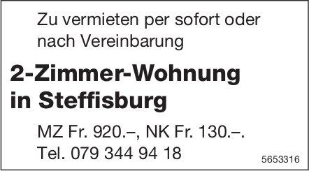 2-Zimmer-Wohnung, Steffisburg, zu vermieten