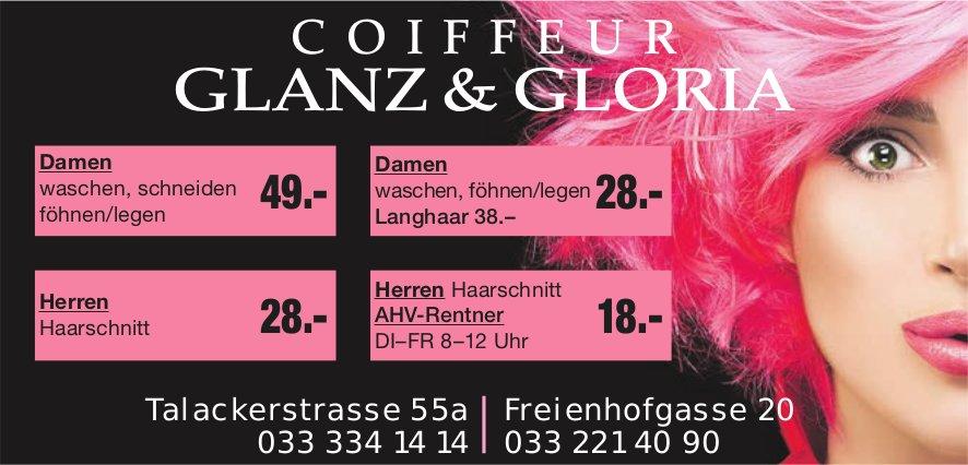 Thun - Coiffeur Glanz & Gloria