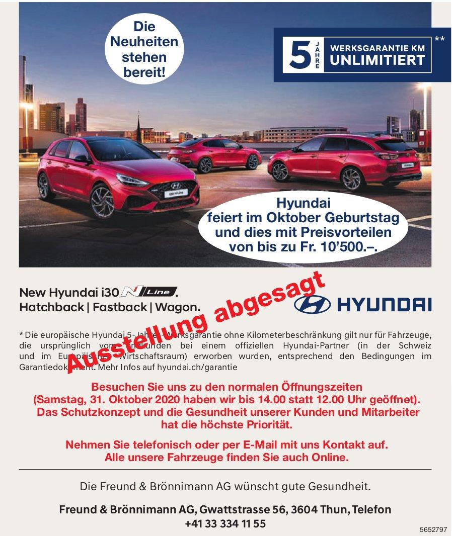 Freund & Brönnimann AG, Thun - Ausstellung abgesagt