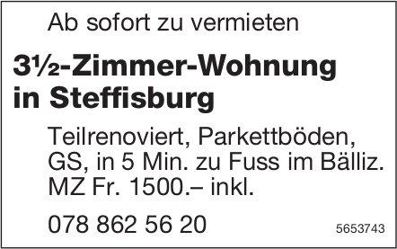 3½-Zimmer-Wohnung, Steffisburg, zu vermieten